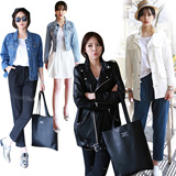 ♥♥2015 S/S Stylish It Outer!!♥♥ Trench/Office Look/Casual/Knit/Denim Jacket/Safari/Fur/woman fashion