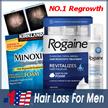 [Best Hair Regrowth Treatment for Men/Women] Rogaine / Kirkland Hair Loss Thinning Minoxidil Foam