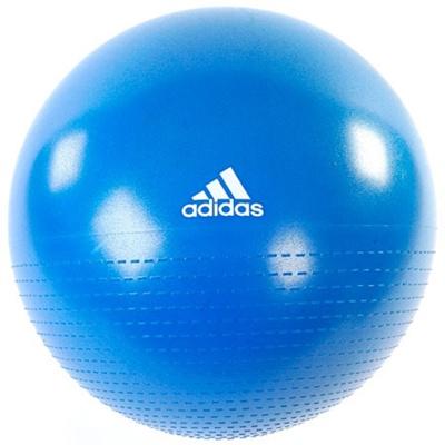 アディダス(adidas) コア ジムボール バランスボール 75cm ブルー ADBL-12248 【筋トレ トレーニング フィットネス バランスボール 体幹】の画像