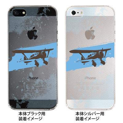 【iPhone5S】【iPhone5】【Clear Fashion】【iPhone5ケース】【カバー】【スマホケース】【クリアケース】【サマー】 09-ip5-su0011の画像