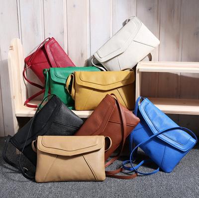 Buy Vintage Messenger Bag For Women / Vintage Shoulder Bag / 6 Colors / Tas Selempang Wanita / Tas Wanita Deals for only Rp85.000 instead of Rp110.000