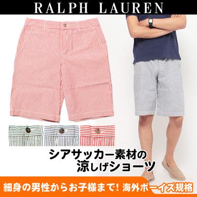 RALPH LAUREN ラルフローレン PREPPY SHORT プレッピー ショーツ パンツ 323 197003 レディースの画像