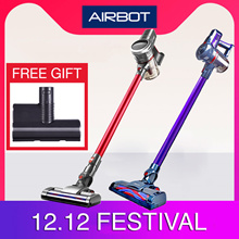 Airbot Supersonics Fluffy Cordless Vacuum Cleaner Handheld for Floor Carpet Sofa Mattress Car