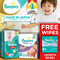 [PnG] 【FREE WIPES!】Pampers® Premium Care Pants And Tapes Japan Stock | 5 Stars Skin Protection | Made in Japan Pampers Baby Dry Pants | Baby Dry Tapes Made in PH | World #1 Diaper Brand