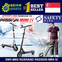 ★Authorised Seller★ Speedway3/4 Mini aka Passion MINI 4  LTA Compliance Speedway SW3 SW4