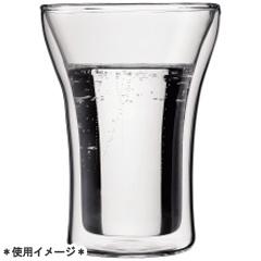 ボダムグラスセットASSAMアッサムダブルウォルグラス0.25L2個セット455610