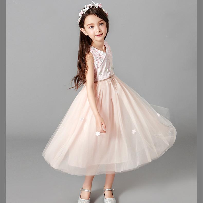 子供ドレス パーティードレス レース フォーマルドレス 発表会 可愛い 女の子ドレス キッズドレス お姫様ドレス チュール プリンセス 子供ワンピース 結婚式ドレス 韓国ファッション 音楽