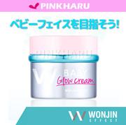 ウォンジンエフェクター「WONJIN EFFECT」ベビーグロークリーム45ml(Baby Glow Cream)♥ピンクハル♥(PINKHARU)♥韓国コスメ♥
