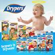 DRYPERS DryPantz M to XXL (4 Packs) / Wee Wee Dry Tape M to XXL (3 Packs)