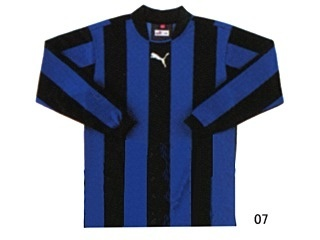 プーマ (PUMA) ジュニア長袖ゲームシャツ 862178 [分類:サッカー ユニフォーム・ゲームシャツ] 送料無料の画像