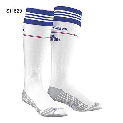 アディダス (adidas) チェルシー ホーム レプリカ ソックス JND27 [分類:サッカー レプリカウェア (海外代表・海外クラブチーム)]の画像