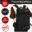 *Premium Quality* 50 Litre BackPack /Travel Bag /50L backpack *Travel/Outdoor/Casual/Hiking/Camping/Trekking *women outdoor backpack men backpack * unisex backpack bags for travelling