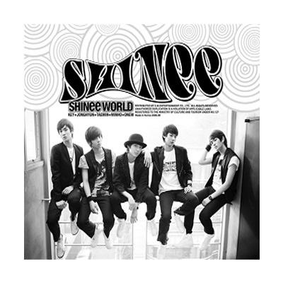 SHINee(シャイニー)-TheSHINeeWorld[1stAlbum]Ver.B