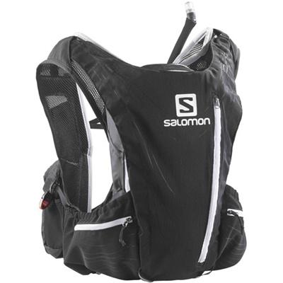 サロモン(SALOMON) アドバンスドスキン(ADVANCED SKIN) 12 SET BLACK L35632600 【アウトドア スポーツ 鞄 バックパック バッグ】の画像