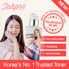HOT ITEM!🔥 Tahpre Wake Up Call Toner ✨ ALCOHOL FREE✔ MADE FOR SENSITIVE SKIN | FEEL THE DIFFERENCE!