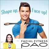 [MTG] 호날두 Facial Fitness PAO 파오 일본직배송 Black/White