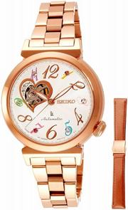 セイコーウォッチ SEIKO WATCH 腕時計 ルキア LUKIA メカニカル SSVM024 レディース 腕時計