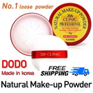 (Stock in SG )Authentic 3W Clinic DODO Natural Make-up Bright Powder (30g) Free Shipping
