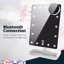 2019 BEST SELLING LED BLUETOOTH MIRROR