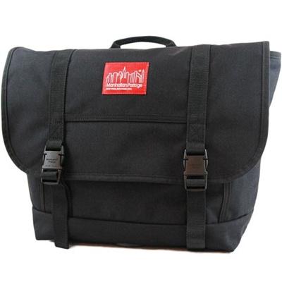 マンハッタンポーテージ(Manhattan Portage) リヴィントンバックパック Rivington Backpack MP1224 BLACK ブラック 【リュックサック バックパック】の画像
