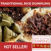 10pcs Nonya Rice Dumpling / Bak Zhang Rice Dumpling / Salted Egg Rice Dumpling **Freshly produced**