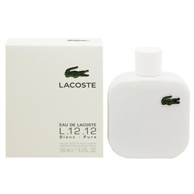 香水FRAGRANCEEAUDELACOSTEL.12.12BLANCPOURHOMMEオデラコステL.12.12ブランEDT・SP100ml