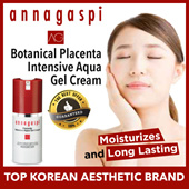 [AG AQUA GEL] COLLAGEN REGENERATION★ANNAGASPI BOTANICAL PLACENTA INTENSIVE AQUA GEL CREAM★AESTHETIC BRAND★LONG LASTING MOISTURE FEEL★