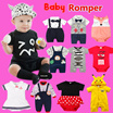 Romper *24/02/2017 updated 100% cotton baby rompers/baby clothes/ jumper/pajamas/maternity