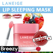 BREEZY ★ [Laneige] Lip Sleeping Mask 20g / Skin Care / Lip Care / Dry lip / Lip balm / best seller /