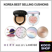 ▶LIMITED SUPER PRICE◀COUPON APPLICABLE▶KOREA BEST SELLING CUSHIONS◀HERA BLACK / UV Mist / AGE 20s VX