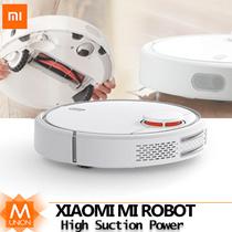 XIAOMI MI ROBOT Vacuum |Battery capacity 14.4V | 5200mAh |Weight:3.8 kg |High Suction Power Local Seller