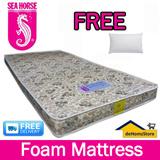 Premium Sea Horse Super Value Foam Mattress