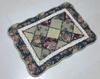 100% Quilting Cotton Antislip Mat Rug* Carpet* Bathroom Floor Map* Patchwork Floor Map