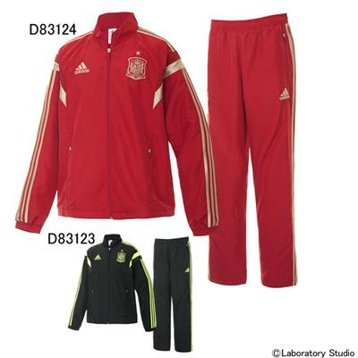 アディダス (adidas) スペイン代表 プレゼンテーションスーツ AI628 [分類:サッカー レプリカウェア (海外代表・海外クラブチーム)] 送料無料の画像