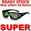 Ultra Comfortable Bright Weather HD Anti Glare Clear Vision Unisex UV Blocking Sunglasses MameQ Super Offer