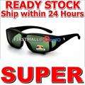 Ultra Comfortable Bright Weather HD Anti Glare Clear Vision Unisex UV Blocking Sunglasses MameQ Super Offer
