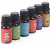 6 pcs/set 100% Pure Aromatherapy Essential Oils (10 ml each)