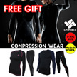 Korean Fashion[Buy 2 Get 1 Free gift] Super Sale! KOREA compression wear rashguard Fitness swimwear under layer.compression wear base layer yoga Calf sleeve/ descendants of the sun