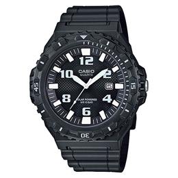 【送料無料】CASIO カシオ計算機 ソーラーアナログウオッチ 腕時計 メンズ【MRW-S300H-1BJF】