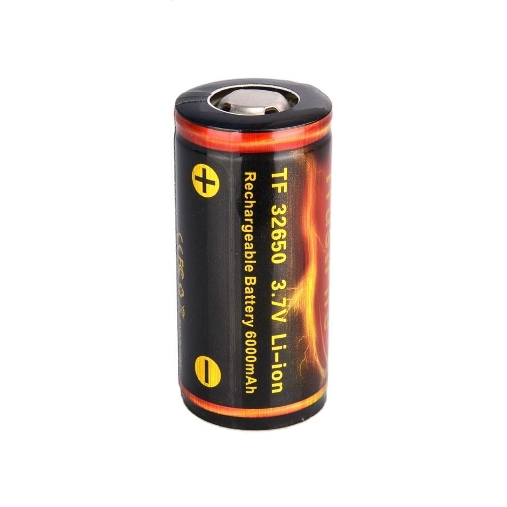 【クリックで詳細表示】PCB保護委員会とTrustFire 32650 6000mAh 3.7Vリチウム二次電池