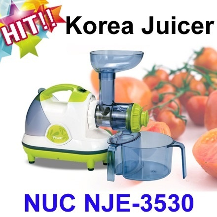 Slow Juicer Nuc : Qoo10 - [juicer]NUC NJE-3530 Masticating Slow Juicer Extractor Fruit and veget... : Home Electronics