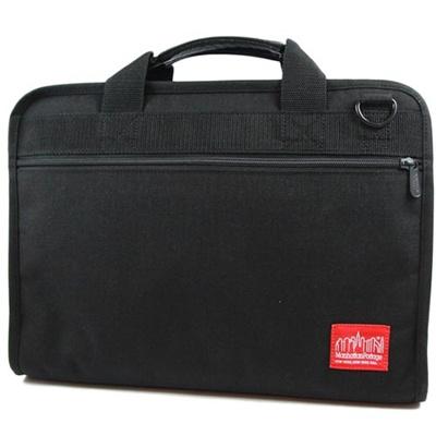 マンハッタンポーテージ(Manhattan Portage) カーライルブリーフケース Caryle Briefcase MP1748 BLACK ブラック 【ビジネスバッグ ショルダーバッグ】の画像