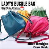 【New Arrival】[Buy 2 Free Qxpress]★【Big Sale】★Korea Lady Bags Handbag Dinner Bag Korean NO.1 Messager Bag Tote Bag sling bag working bag