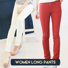 [CLEARANCE SALE]  COUP S1 WOMEN SHORT PANTS - LONG PANTS / SKINNY PANTS / CELANA WANITA