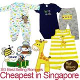 March 31 updated...Cute Good and Cheap Baby Rompers/ sleep wear/ Boys or Girls Pajamas Set for Special Promotion/ Local Seller/ Fast Delivery