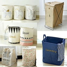 [SG Seller] Home organisation laundry basket/bins and hanging organisers!