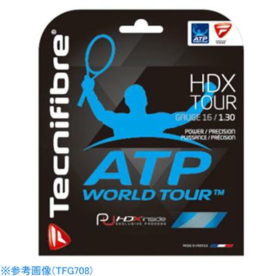 ブリヂストン (BRIDGESTONE) エイチディーエックス ツアー(ゲージ1.24mm)12m TFG707 [分類:テニス テニスガット]の画像