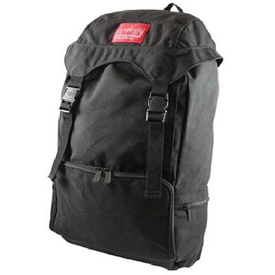 マンハッタンポーテージ(Manhattan Portage) ハイカーバックパック Hiker Backpack MP2103CD3 BLACK ブラック 【リュックサック バックパック】の画像
