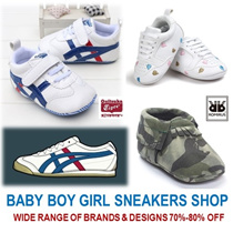 [ORTE] Baby Sneakers SALE ★Sport Shoes and Socks for Boy Girl Toddler Prewalker★ Fast Delivery★