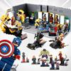 ★MARVEL Avengers batman block★ SY305 super heroes マーベル アベンジャーズ HERO★